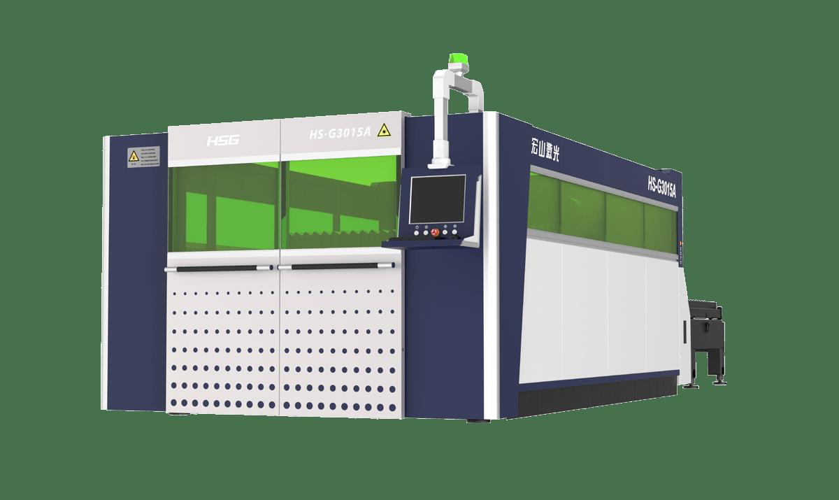 GA Series Double Exchange Platforms Laser Cutting Machine