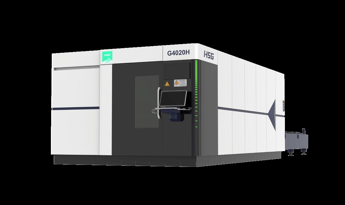 GH Series High Power Laser Cutting Machine
