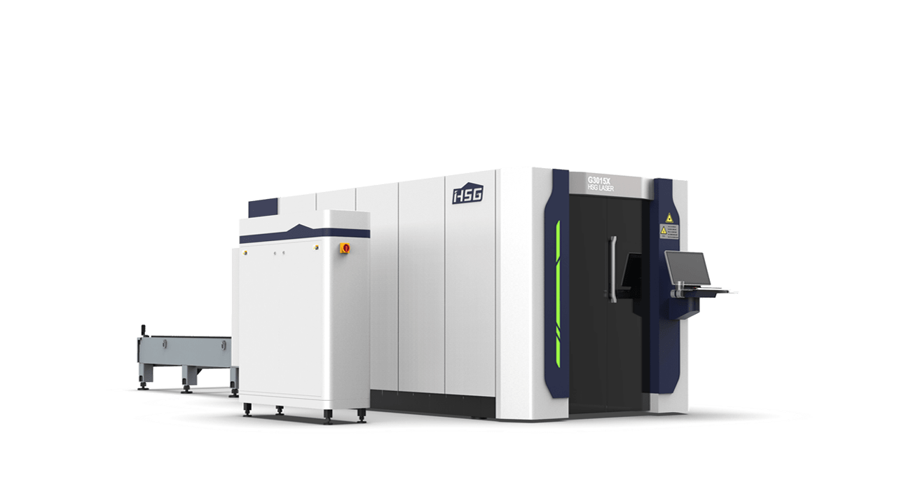 GX Series Unique Upgraded Laser Cutting Machine