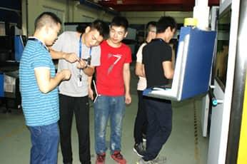 Machine Practical Training