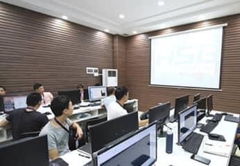 Software Training Room
