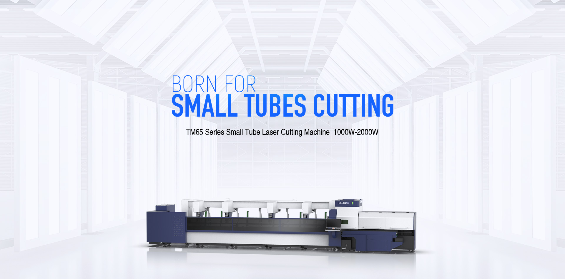 TM65 Series Tiny Tube Laser Cutting Machine