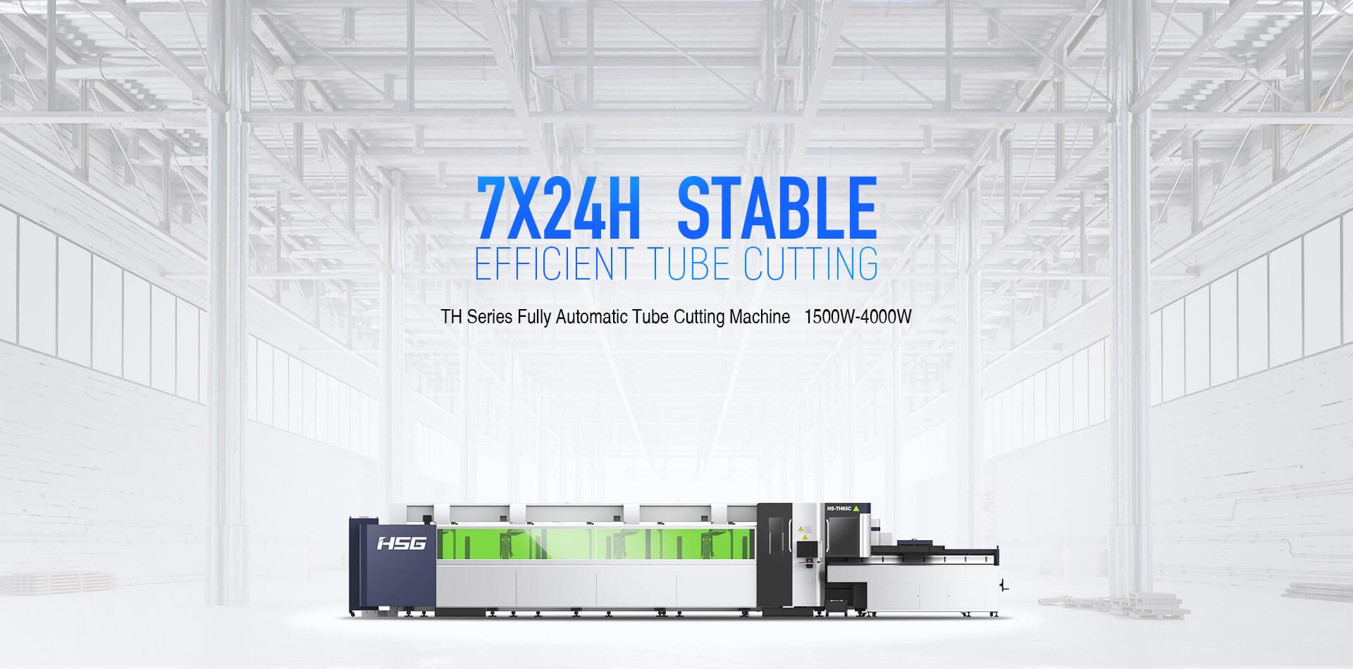 TH65 Series Automatic Tube Laser Cutting Machine