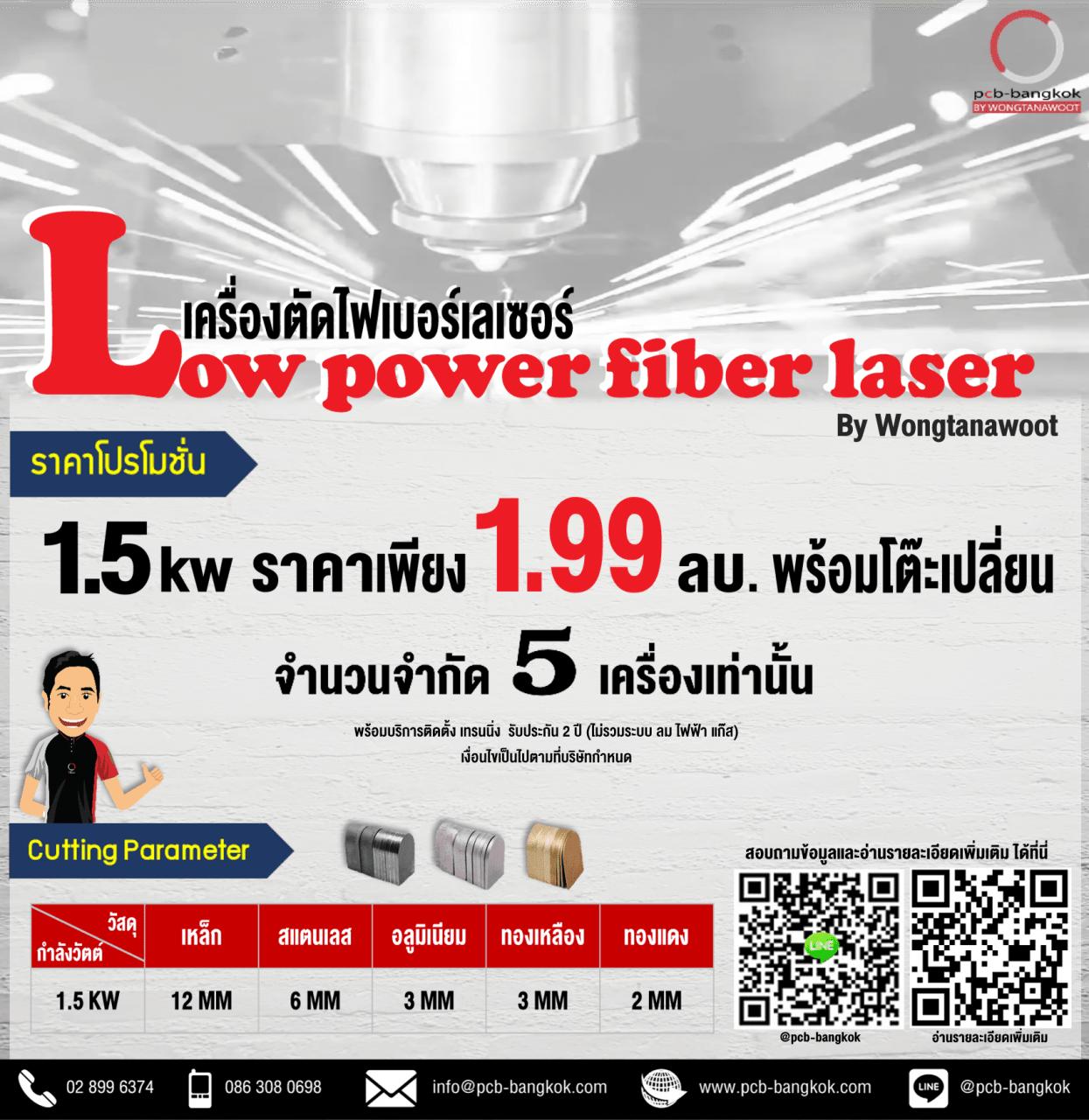 เครื่องตัดเลเซอร์_Wongtanawoot_วงศ์ธนาวุฒิ_hsg_fiberlaser